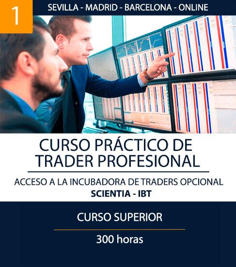 Curso de Trader Profesional