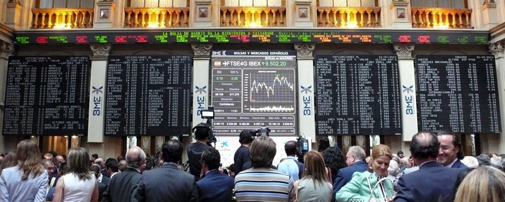 Bolsa de Madrid: El arbitraje financiero