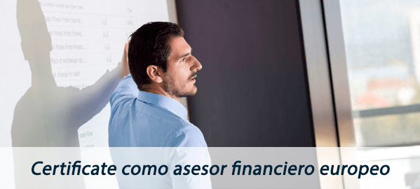 Certificate como Asesor Financiero Europeo