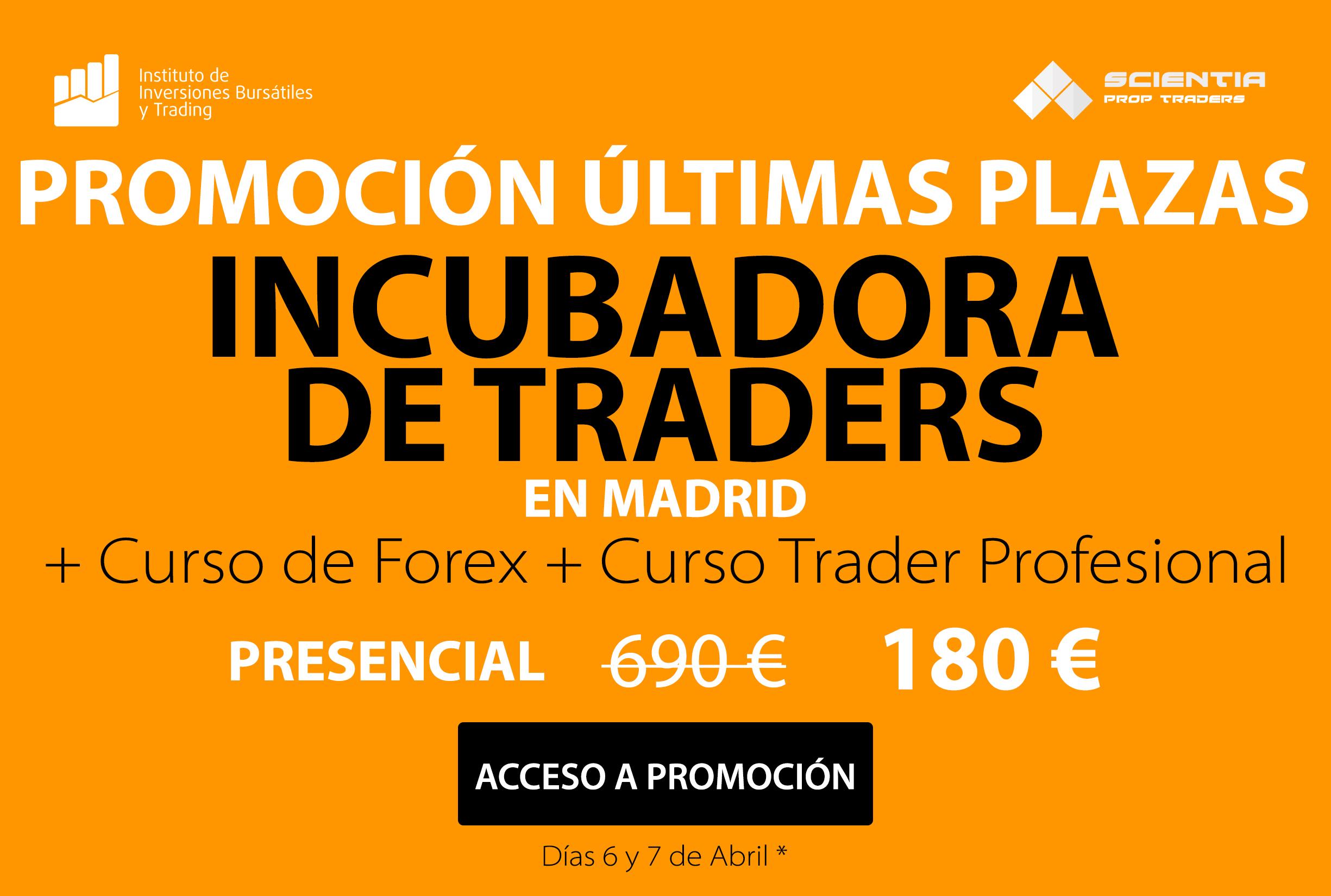Cupon Incubadora De Traders Gratis