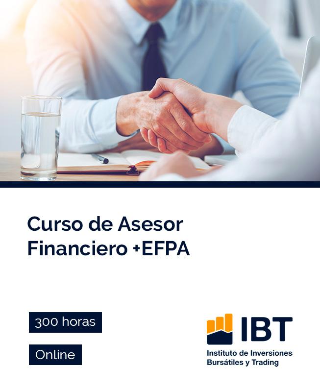 Curso de Asesor Financiero +EFPA