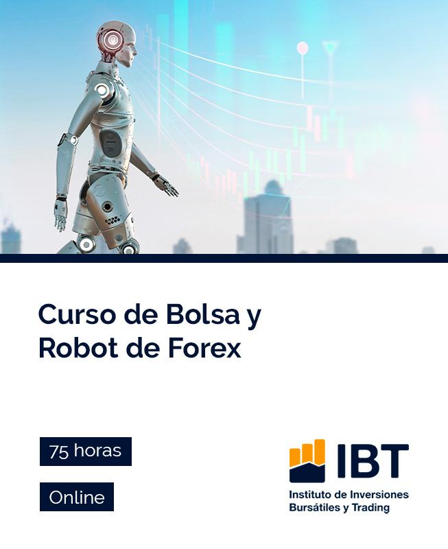 Curso de Bolsa y Robot de Forex
