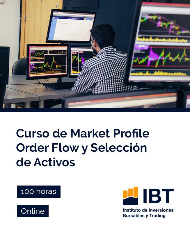 Curso de Market Profile, Order Flow y Selección de Activos