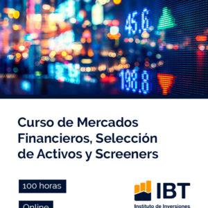 Curso de Mercados Financieros, Selección de Activos y Screeners