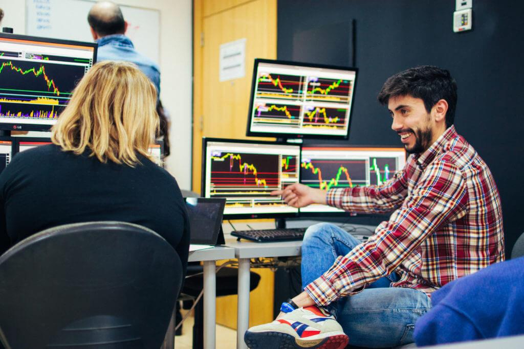 Sala Trading Presencial 2